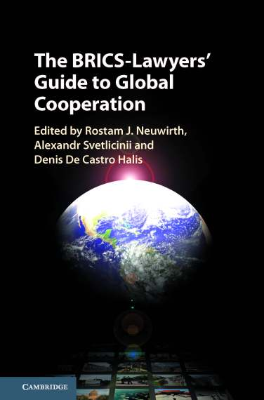 The BRICS-Lawyers' Guide to Global Cooperation_Cover